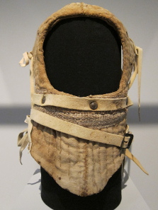 Hat worn underneath the helmet, from Sigismund of Austria, 1484. Photo: UK.