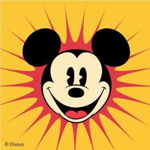 Micky Mouse. © Disney.