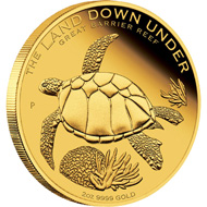 Australia / 200 AUD / 2 oz / Gold 999.9 / 41.1 mm / Design: Natasha Muhl / Mintage: 200.