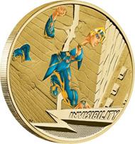 Australia / 1 AUD / Aluminium Bronze / 13.5 g/ 30.6 mm/ Design: Tom Vaughan/ Mintage: Unlimited.