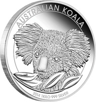 Australia / 30 AUD / 1 oz Silver .999 / 1 kg / 100,6 mm / Design: Michael Gulifoyle / Mintage: 500.