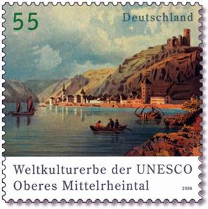 Deutsche Sonderbriefmarke