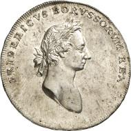Friedrich II. von Preußen, Levantetaler 1767, Berlin oder Magdeburg. Old. 372. Kluge 321. Aus Auktion Künker 250 (2. Juli 2014), 2757. Schätzung: 10.000 Euro.