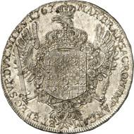 Frederick II of Prussia, Levantethaler 1767, Berlin or Magdeburg. Old. 372. Kluge 321. From auction sale Künker 250 (2nd July 2014), 2757. Estimate: 10,000 euros.