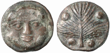 Selinus. Bronze Trias, 435-415. From Künker auction sale 133 (2007), 7236.
