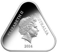 Australia/ 5 AUD/ Silver 999/ 22.23 g/ 33.90mm/ Mintage: 10,000. © Royal Australian Mint.