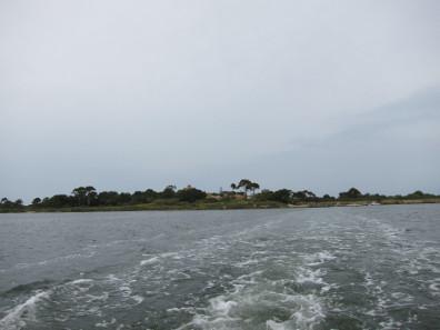 View of the island Motya. Photo: KW.