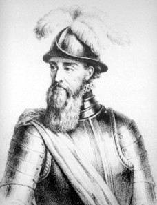 Francisco Pizarro González. Source. Wikicommons.