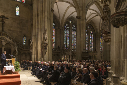 Eröffnung im Dom. © www.altrofoto.de.