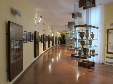 The Museum of Akragas. Photo: KW.