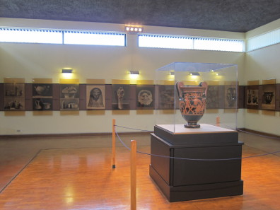The Gela Krater. Photo: KW.