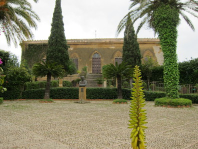 Sir Alexander Hardcastle's Villa Aurea. Photo: KW.