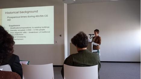 Presentation of Fran Stroobants.