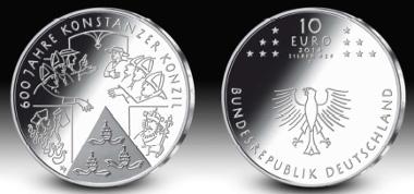 Die neue Münze