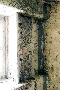 Der Zustand der einzelnen Räume ist erschreckend. Foto: Angela Graff.
