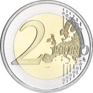 Commemorative Tove Jansson coin, proof.