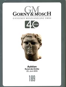 Auction catalogue Gorny & Mosch 189
