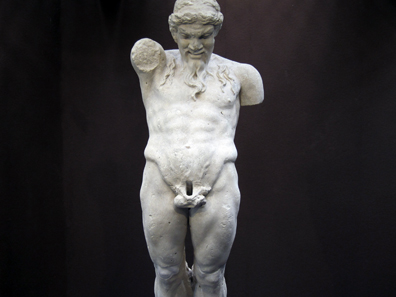 Priapus statue, second half of the 3rd century BC. Photo: KW.