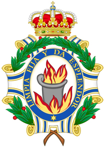The RAE's emblem./ Source: Heralder/ http://creativecommons.org/licenses/by-sa/3.0/deed.en.