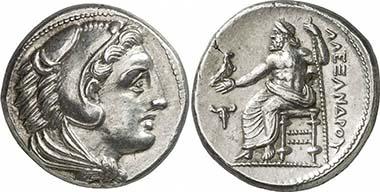 Die Münzen Alexanders Iii Des Großen Von Makedonien Archiv
