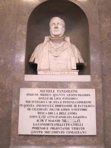 Michele Pandolfini (1804-1861). Photo: KW.