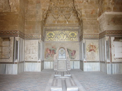 Der Brunnensaal. Foto: KW.