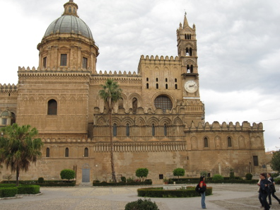 The Cathedral of Palermo. Photo: KW.