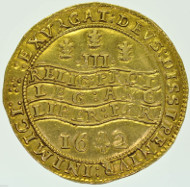 CHARLES I OXFORD MINT TRIPLE UNITE 1642. EX. CLARENDON COLLECTION PART 2, BONHAMS 17/10/06 , LOT 1271.