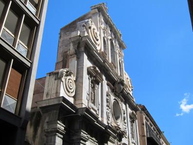 So sieht das aus, wenn man hinter die Fassaden schaut. Foto: KW.