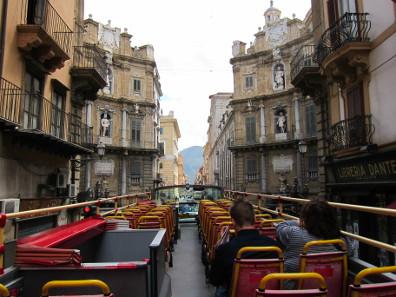 Quattro Canti square. Photo: KW.