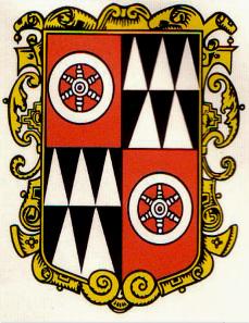 Bischofswappen. Quelle: Wikipedia.