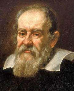 Justus Sustermans, Portrait of Galileo Galilei, 1636. Source: Wikicommons.
