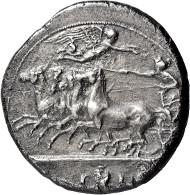 Italien. Sizilien. Syrakus. Dekadrachme. Um 400 v. Chr. Signiert von Kimon. Taxe: EUR 15.000.