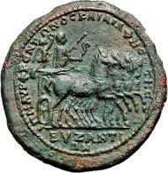162: Römisches Kaiserreich. Severus Alexander. 222-235 n. Chr. Bronzemedaillon. Taxe: EUR 14.000.
