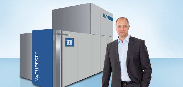 Jochen Freund, the new H2O's Head of Sales Force.