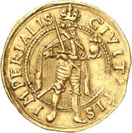 Zurich. Ducat n. y. HMZ 2-1138c. Ex Leu 80 (2001), 33. Very fine. Auction sale Künker 256 (9 October, 2014), lot 6779.