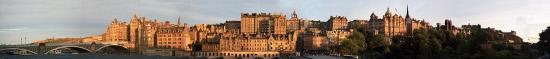 Edinburgh is the capital of Scotland and base of the Scottish Parliament. Photo: Nicolai Schäfer.
