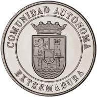 Extremadura silver medal.