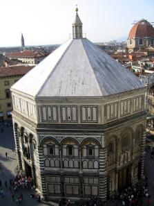 Das Baptisterium von Florenz. Richardfabi / Wikipedia.