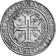 Hamburg. Portugaleser zu 10 Dukaten (1553-1562). Friedberg 1091. Aus Auktion Leu Numismatik AG, Zürich 92 (2004), 281.