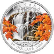Kanada/ 20 CAD/ Silber .9999/ 31,39 g/ 38 mm/ Auflage: 7.500.