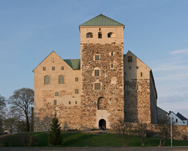 Turku Castle. Source: Otto Jula/ http://creativecommons.org/licenses/by-sa/3.0/deed.en.