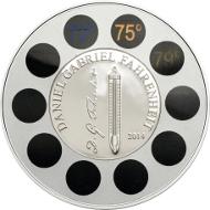 Palau/ 5 Dollar/ 1 oz Silber .925/ 50 mm/ Auflage: 450.