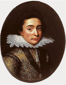 Michiel Jansz van Mierevelt, Portrait of Frederick V, 1613. Source: Wikicommons.