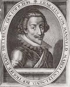 Portrait of Peter Ernst II von Mansfeld. Source: Wikicommons.