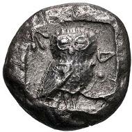 Attica. Athens. c. 500-480 BC. Tetradrachm, 16.47g. (h). Cf. Seltman, pl. XVI (group M). EF for issue. Estimate: US$12500.