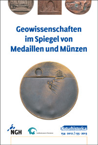 Gerd-Henrich Stork, Geowissenschaften im Spiegel von Medaillen und Münzen (Naturhistorica 154/155). Hannover, 2014. Hardcover, 18,6 x 26 cm, 724 S., über 2.400 Abbildungen. ISBN: 978-3-929444-39-1. Preis: 89 Euro.