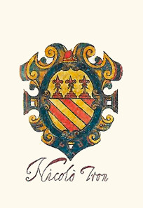 Nicolò Tron's coat of arms. Source: Wikicommons.