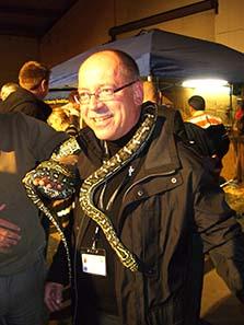 Günther Waadt, Direktor der Bayerischen Münzstätte. Foto: Ursula Kampmann