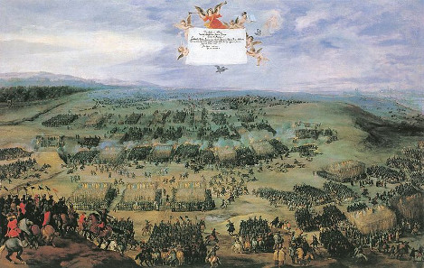 Pieter Snayers, Battle of White Mountain, 1620. Source: Wikicommons.